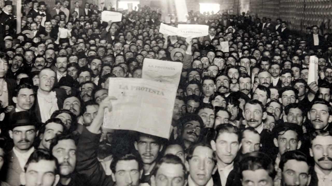 Semana trágica, 1919 (Argentina)
