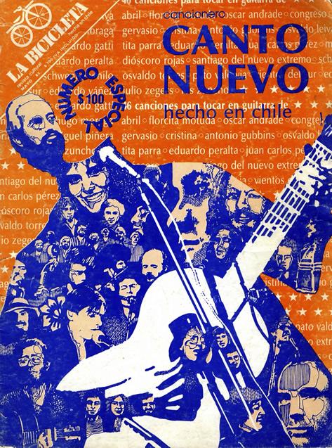 Canto Nuevo cover art