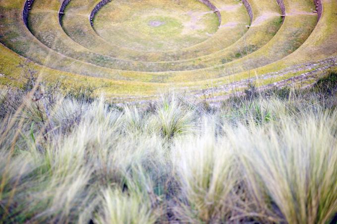 valle sagrado peru imagen
